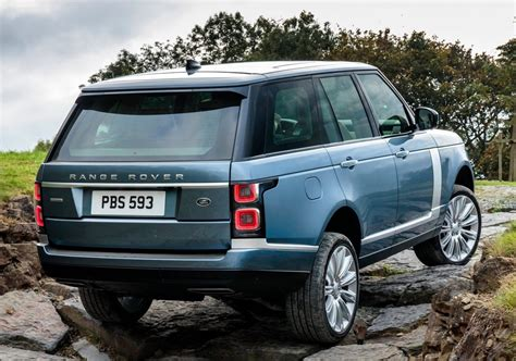 land rover 2018 2018 range rover revealed hybrid added more power for