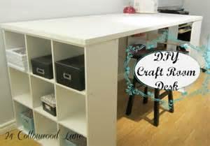 craft desk diy diy craft room table