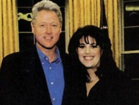 lewinsky intern bill clinton a timeline