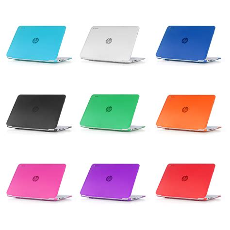 hp color laptops mcover shell for new 14 quot hp chromebook 14 g2 14