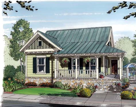 Country Cottage House Plans by House Plan 30502 At Familyhomeplans