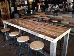 25 best ideas about bar on table