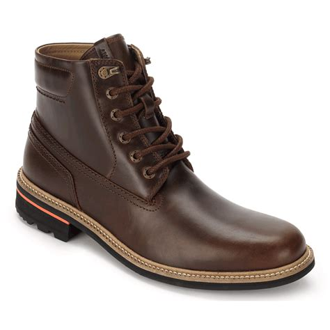Plain Boots trail plain toe boot s boots rockport 174