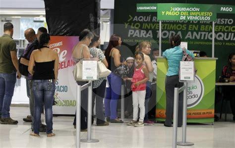 impuesto vehicular gobernacion de antioquia fraudes en el impuesto vehicular en medio de crisis