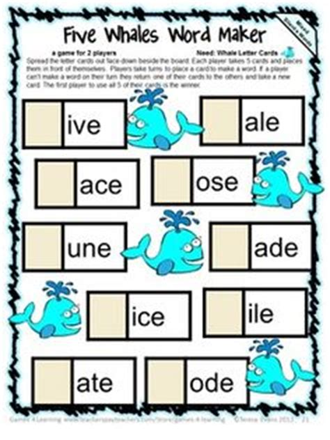 printable literacy board games 1000 images about reading games on pinterest phonics