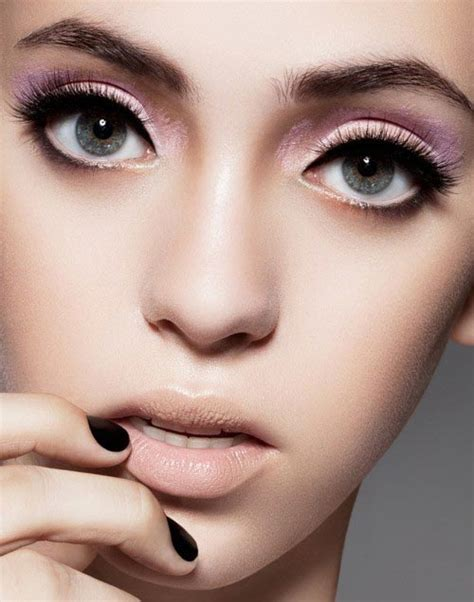 17 pretty makeup looks to try in 2016 allure 17 pretty makeup ideas with pastel colors