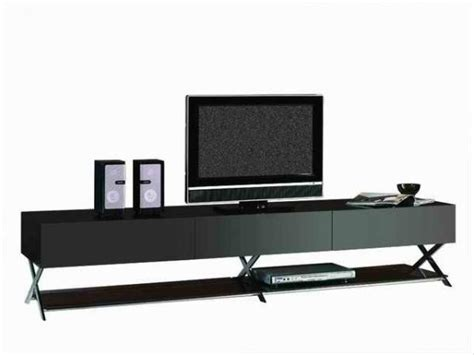 tempered glass tv stand sitting room furniture black