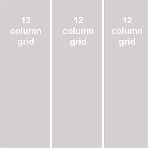 3 columns layout twitter bootstrap html three 12 column grid side by side using twitter