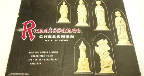 tartajubow on chess ii unusual chess sets tartajubow on chess ii e s lowe chess sets