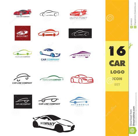 Auto Z Baranem W Logo by Car Auto Logo Icon Stock Vector Image 60153510