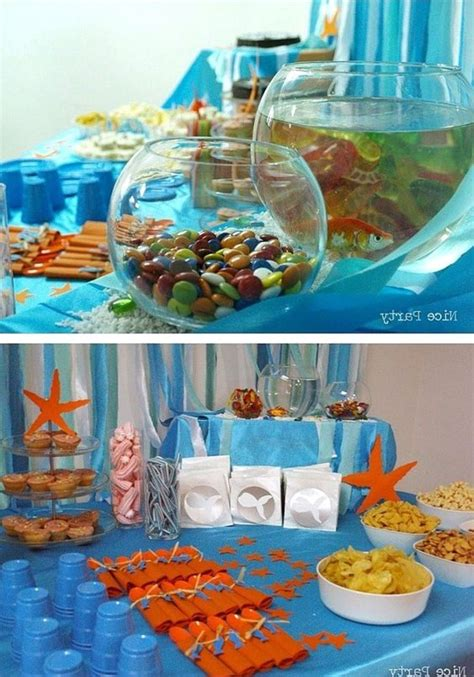 Finding Nemo Decorations by Invitations Finding Nemo And Birthdays On