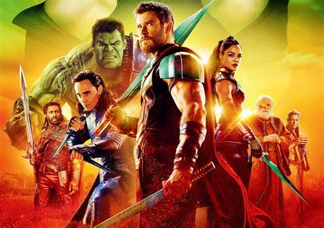 film thor ragnarok full movie thor ragnarok movie cast poster 2017 full hd 2k wallpaper