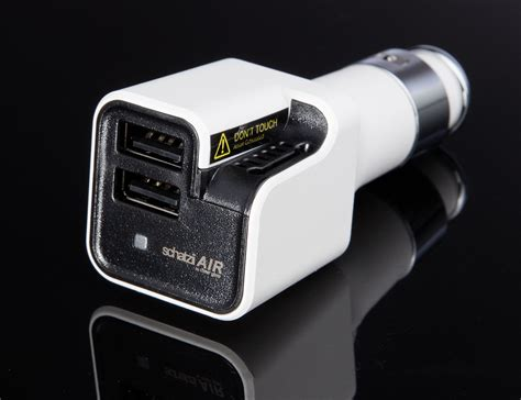 Air Purifier Car schatzii air ionic car air purifier dual usb car charger