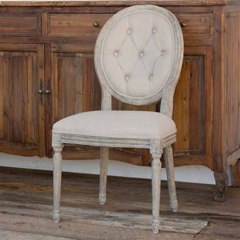 Tufted Dining Chair Set