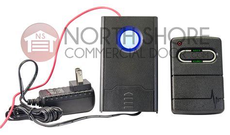 Set Liftmaster Garage Door Remote Nscd Rc 1 Universal Radio Receiver Kit