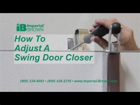 ecosavers universal doorspring productvideo doovi