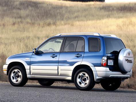 Suzuki Grand Vitara 2004 Mad 4 Wheels 2004 Suzuki Grand Vitara Best Quality