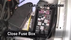 2004 chevrolet malibu fuse box