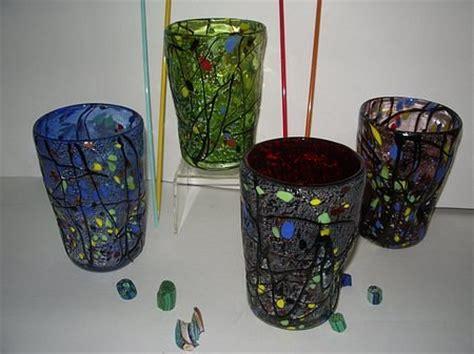 bicchieri storti bicchieri storti murrina pi 249 argento di colore verde