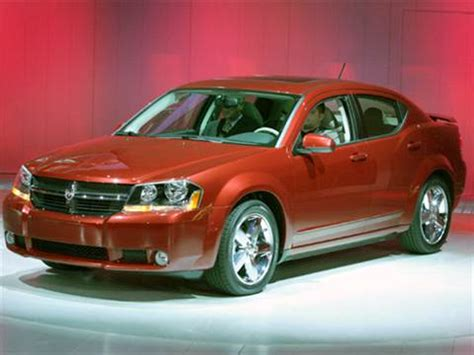 2008 dodge avenger pricing ratings reviews kelley blue book