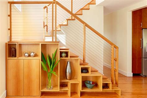 stair storage ideas 30 stair shelves and storage space ideas freshome