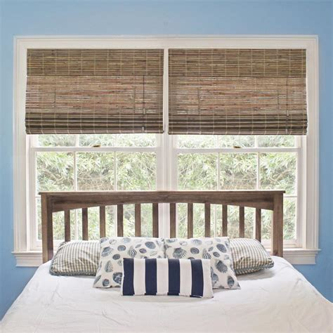 home decorator collection blinds home decorators collection 27 in w x 72 in l driftwood