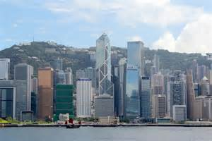 the hong kong skyline then and now the romance of the