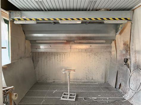 cabina verniciatura usata cabine di verniciatura mazzoleni macchine