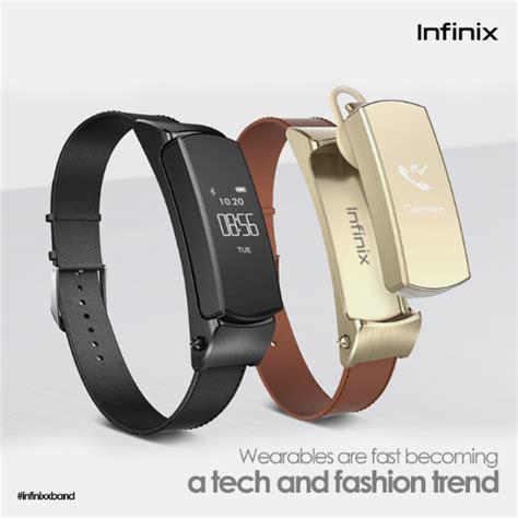 Headphone Infinix X Introducing X Band A Smart Bracelet And Dnc Headphones