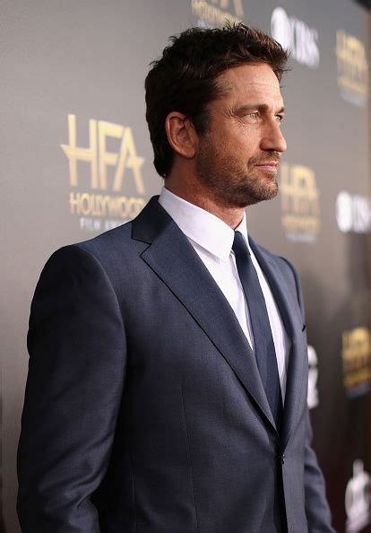 ruggedly handsome actors 1000 images about gerard butler gallery on entertainment tonight nyc and moscow