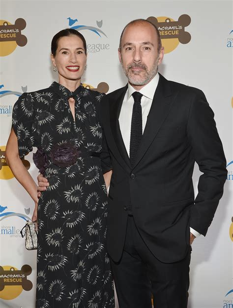 Lepaparazzi News Update Marries In New York by Matt Lauer Update Anchor Reportedly Devastated About