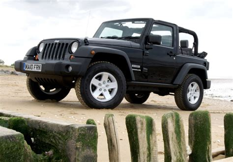 Jeep Wrangler Website Jeep Special Order Programme Wheel World Reviews