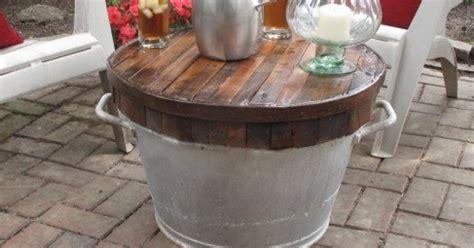 butchers block woodstock butcher block wash tub table hometalk