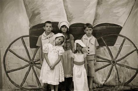 Pictures Of Pioneer Children pioneer day why not eight