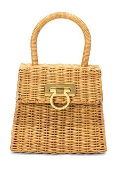 Kate Spades Wicker Clutches And Satchels by Kate Spade Wicker Car Satchel Closet Handbags