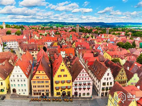 Cities In Germany by Rothenburg Ob Der Tauber Vacation Rentals Rentals Iha By