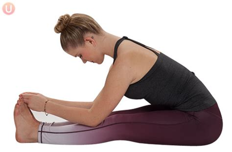 seated forward fold 6 morning pose you can do in bed get healthy u