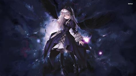 Anime Gothic Girl Wallpaper | gothic anime wallpapers wallpaper cave