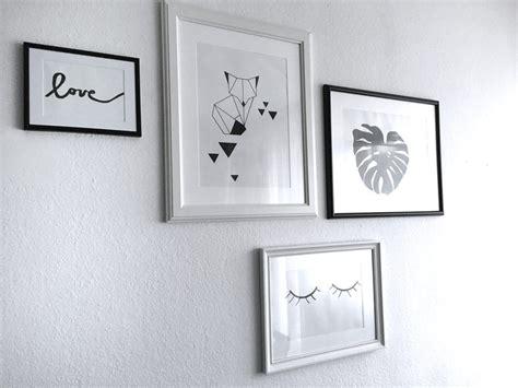 bilder arrangieren diy bilderwand arrangieren dekorieren und gestalten