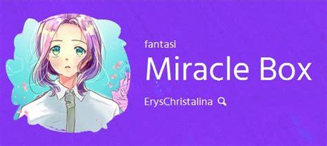 Komik Penjaga Setia miracle box fantasi yang tidak banal lenga indonesia