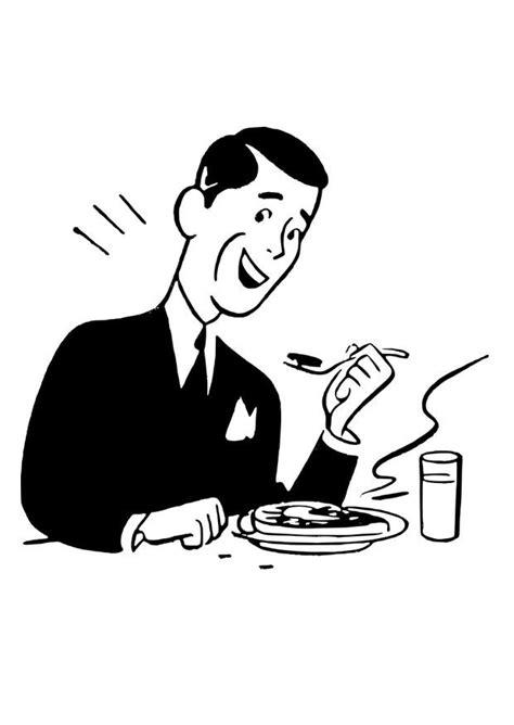 imagenes motivadoras para no comer dibujo para colorear comer img 27904