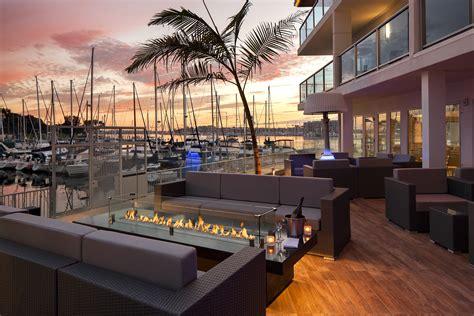 the dokk community bar boat club road sangamvadi pune maharashtra marina del rey hotel a stylish la waterfront stay