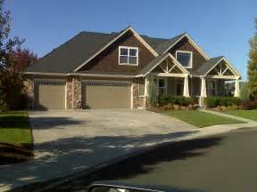 Ranch Style Bungalow House Plans by A Possible Option For The Front Door Craftsman Style