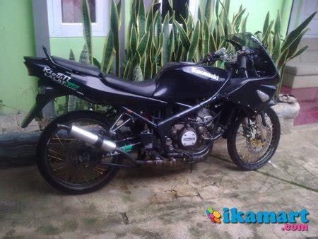 Tengki Rr Hitam Le 2015 Ori Kawasaki jual kawasaki rr 2007 modif hitam motor