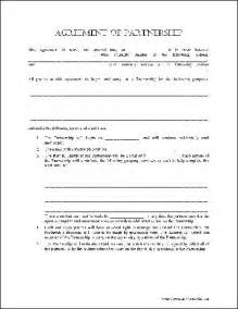 Formal Partnership Agreement Template be very careful while preparing the partnership agreement