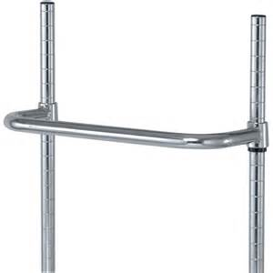 quantum wire shelving accessories 21in push handle