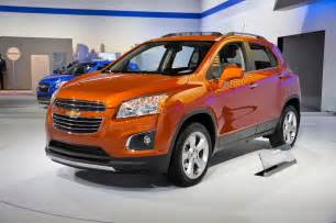 Chevrolet Trax Ltz 2015 Chevrolet Trax Ltz Front Three Quarter Photo 1