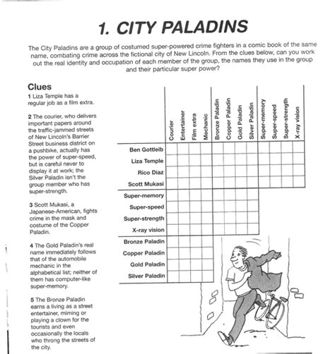 printable logic puzzles baron printable logic puzzles for adults quotes
