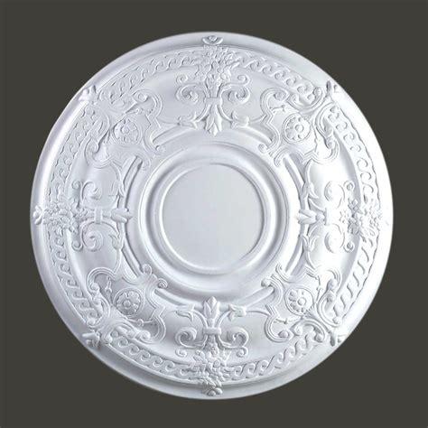 ceiling medallions cheap ceiling medallion white urethane 34 1 8 quot diameter