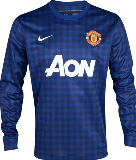 Jersey Manchester United Gk Home 11 12 new utd away goalkeeper kit 2012 13 blue manchester